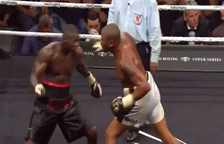 """""""KO Doctor"""" diagnosed his rival by fantastic KO on his nose [Video]"""