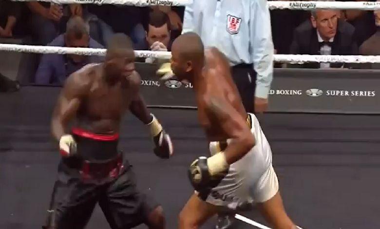 "Photo of ""KO Doctor"" diagnosed his rival by fantastic KO on his nose [Video]"