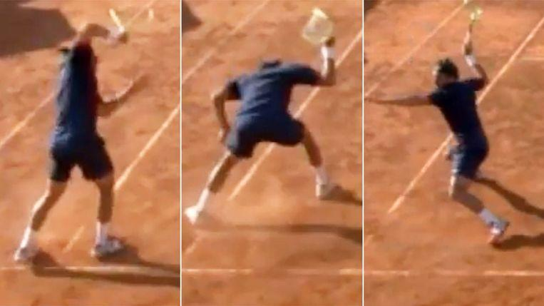 Photo of This must be the biggest rage outburst ever in tennis