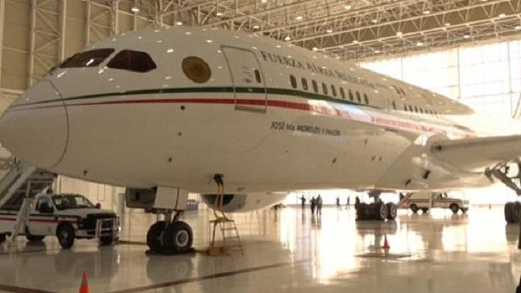 Photo of Mexico selling presidential plane to reinforce the border