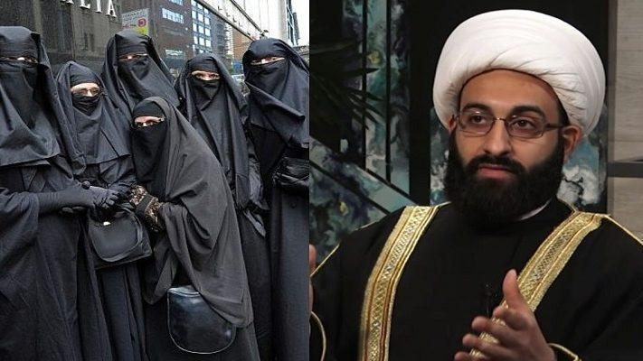 "Photo of Wearing Burqa all your life isn't normal ""see a doctor"" – Imam says"