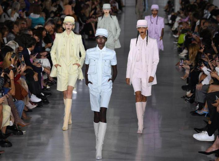 Fashion house Max Mara is inspired by pigtails from Greta Thunberg