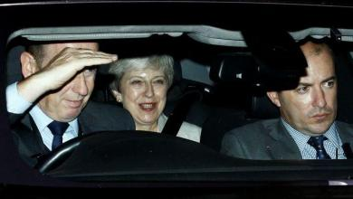 """Photo of """"A picture paints a thousand words"""": gloating at May?"""
