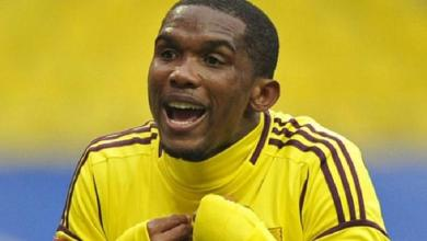 Photo of Eto'o wants to serve Africa after graduation