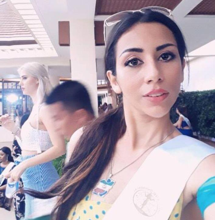 """Iranian beauty queen stuck at Manila airport for 2 weeks: """"If I go back, it 'll be my death"""""""