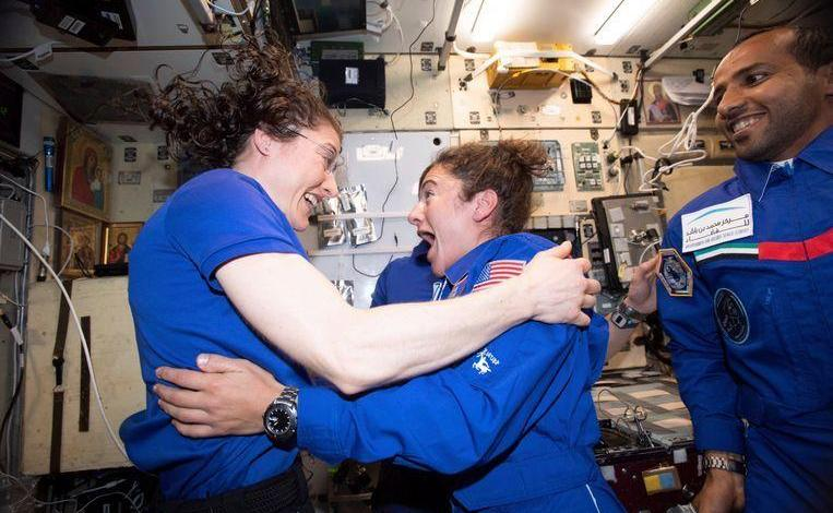 Photo of NASA is planning a spacewalk with only women