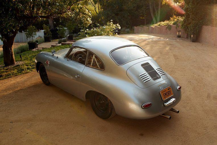 More than $235,000 is already offered for this converted Porsche