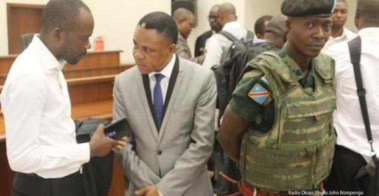 Photo of Minister sentenced to 10 years in prison in DRC