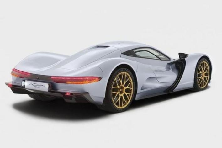 This unknown Japanese supercar is faster than a Bugatti