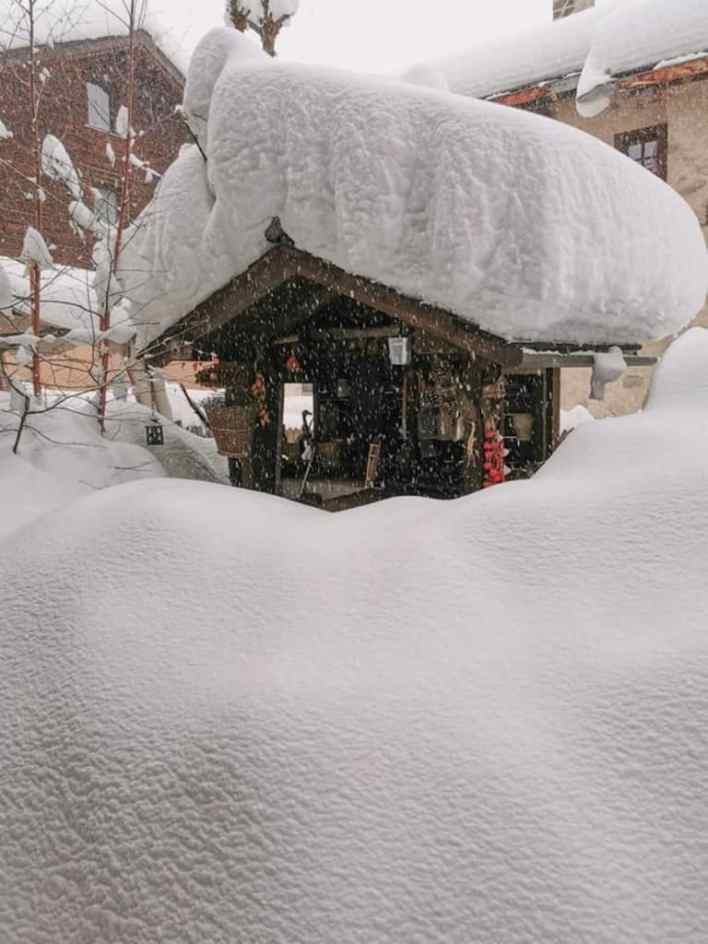 Large precipitation in Austria occur once in forty years