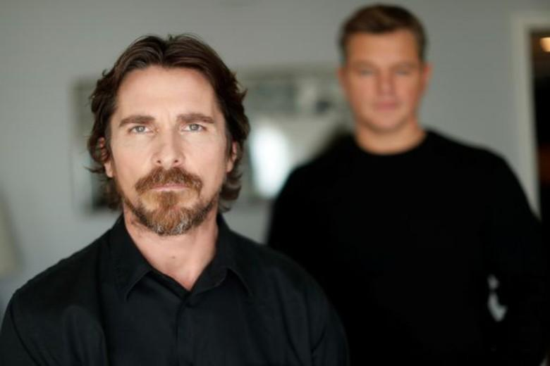 Stars are only people: Christian Bale has been driving the same truck for 17 years
