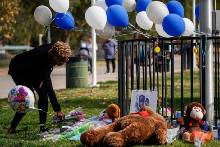 These are the victims of the California school shooting
