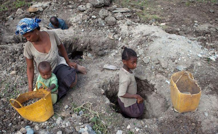 Photo of Madagascar: Large-scale child labor in the extraction of mica
