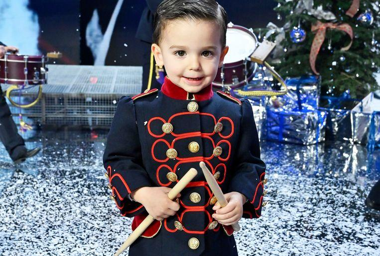 Three-year-old wins Got Talent España