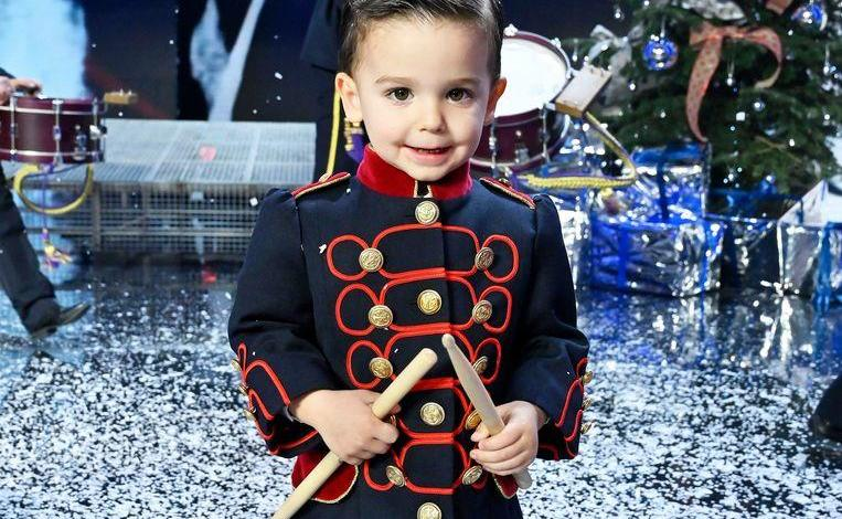 Photo of Three-year-old wins Got Talent España