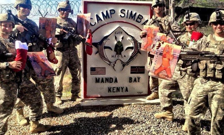 Photo of Jihadists attack US-Kenyan military base