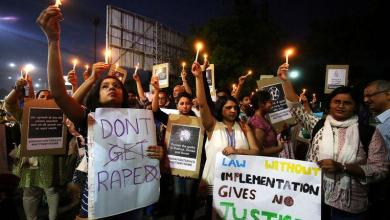 Photo of Indian police receive a rape complaint every 15 minutes