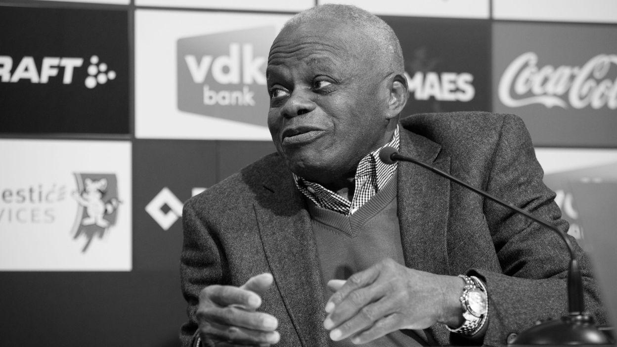 First black African in Belgian league Léon Mokuna passed away