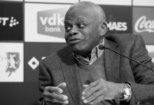 Photo of First black African in Belgian league Léon Mokuna passed away