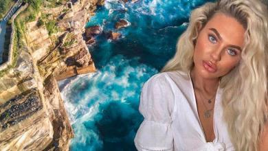Photo of Instagram model makes deadly fall from cliff while taking selfie