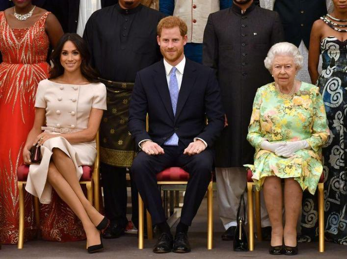 Harry and Meghan will lose their royal titles, payback £2.4 million
