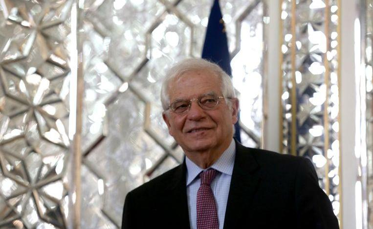 "Photo of EU diplomat Borrell apologizes for term ""Greta syndrome"""