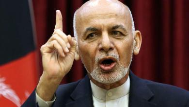 Photo of Rivals Ghani and Abdullah both sworn in as president of Afghanistan