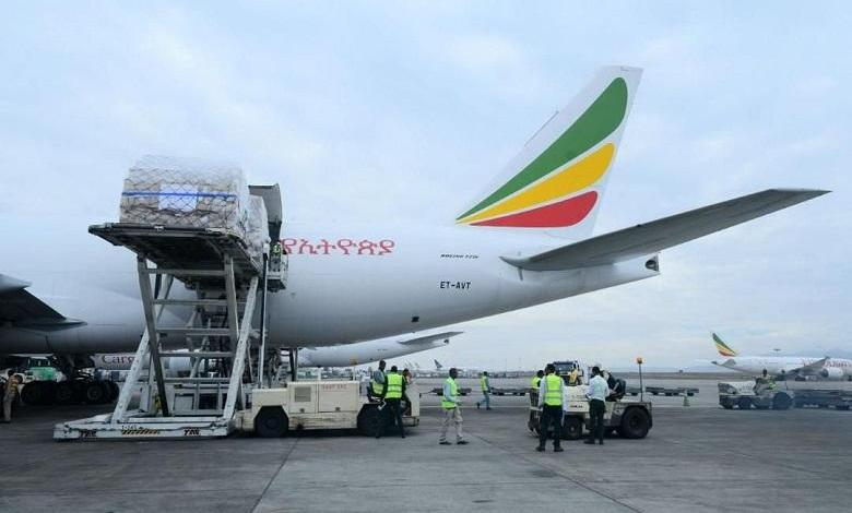 Photo of Jack Ma's aid against coronavirus arrives in Africa