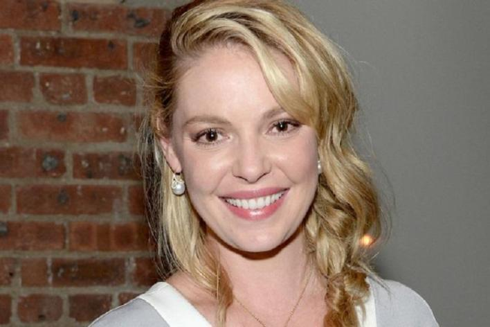 Katherine Heigl (41) about 'Knocked Up' and 'Grey's Anatomy'
