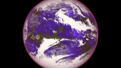 Photo of Exceptionally: a hole in the ozone layer above the North Pole