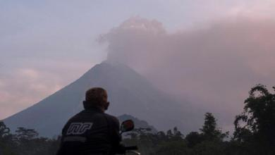 Photo of Deadly Merapi volcano erupts in Indonesia