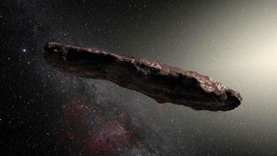Photo of New hypothesis about origin of mysterious cigar-shaped space rock