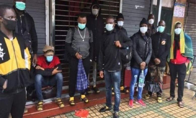 Photo of Afrophobia in china, after idea of using Africans to test corona vaccines