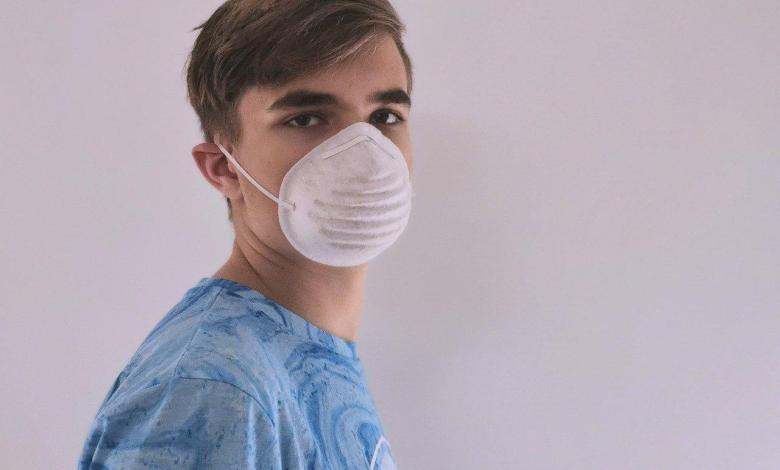 Photo of You should pay attention to this when wearing a mouth mask