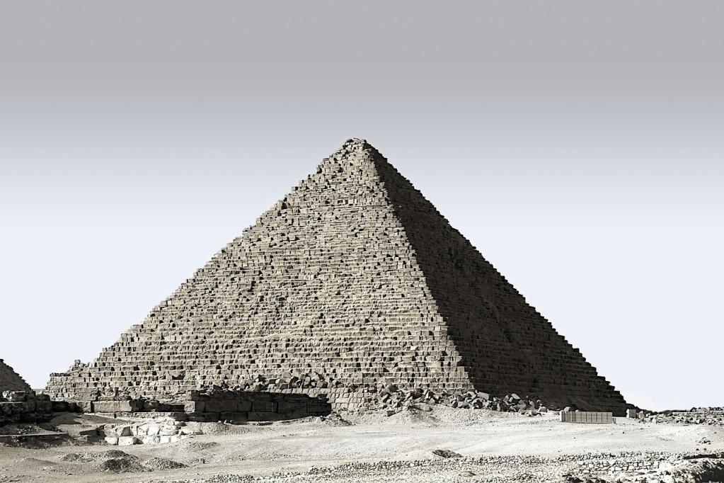 How the Pyramid of Egypt was built