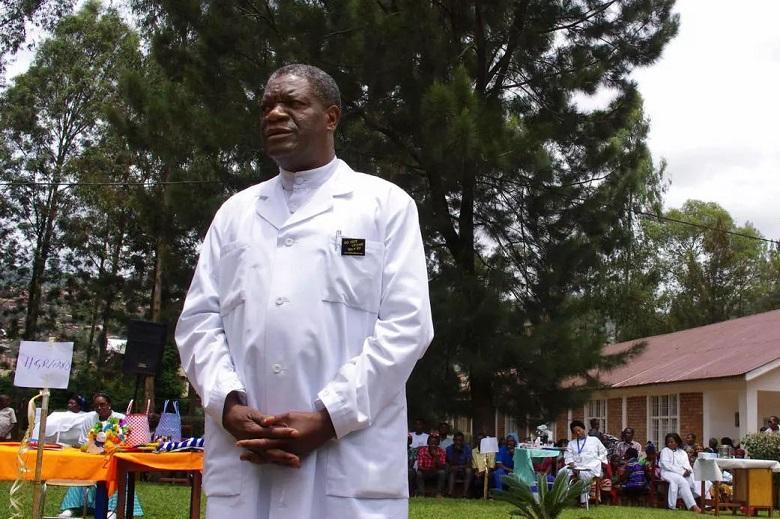 Denis Mukwege rejects fake news about his resignation