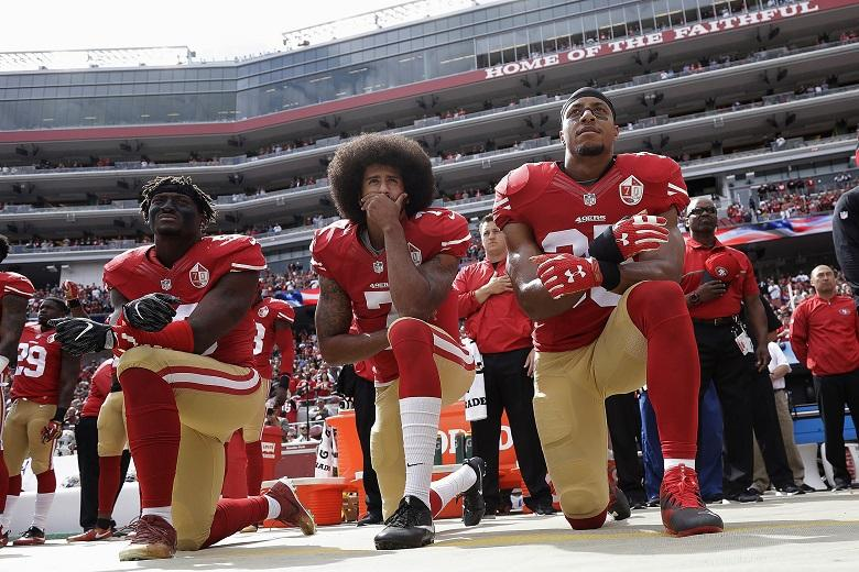 """NFL apologizes and condemns racism: """"we were wrong for not listening to players"""""""