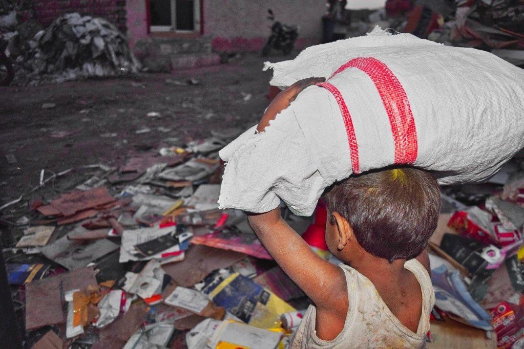 Coronavirus forces millions of children into child labor