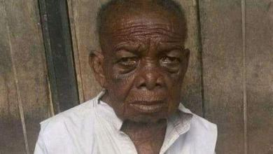 Photo of 137 years old birthday, Nigerian Sarah would be the oldest woman in the world!