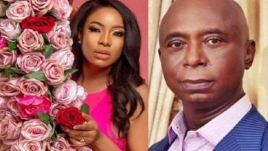 Photo of Chika Ike who disturbs Regina Daniels sleep breaks the silence