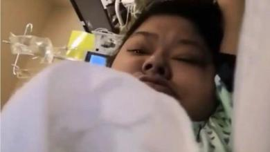 Photo of Nurses ridicule dying mother (37) who films herself