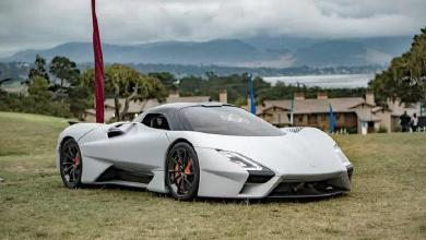 Photo of Fastest car in the world: SSC Tuatara has an average top speed of 508.7 km/hr