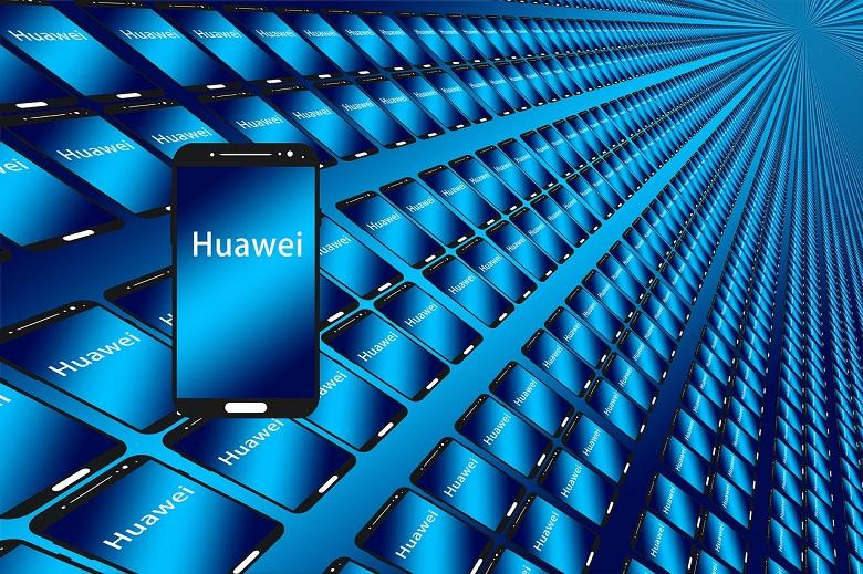 Huawei is losing a lot of market share in smartphones