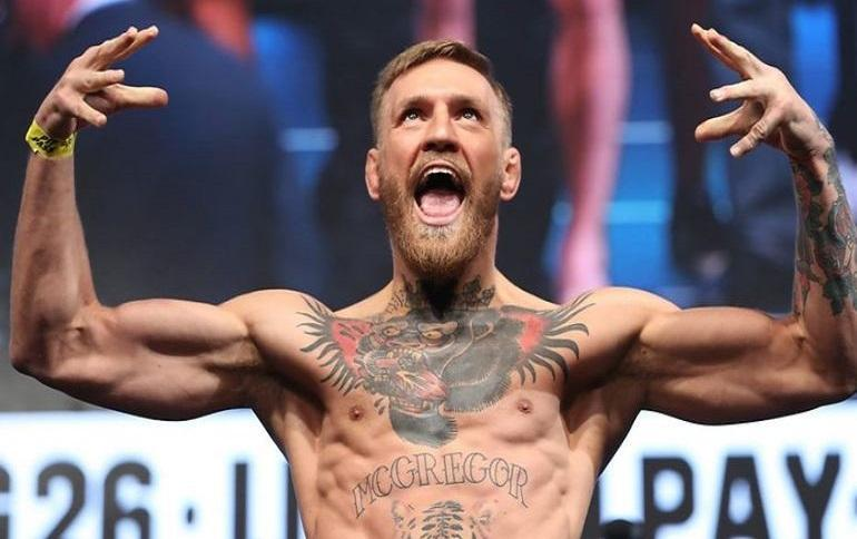 Conor McGregor lists the best MMA of all time, but his colleagues fire back