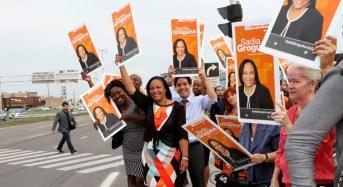 Canada: Ouverture  de la  campagne de Sadia Groguhé du NPD