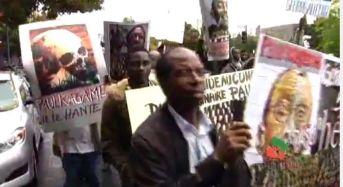 Marche des congolais de Montréal 2e partie