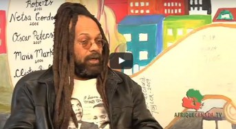Rencontre avec Michael Farkas Mois de histoire des noirs canada