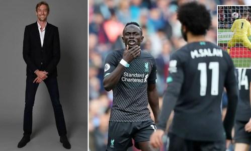 """""""Il est l'un des meilleurs de l'histoire de Liverpool"""", Crouch tranche entre Salah et Mané"""