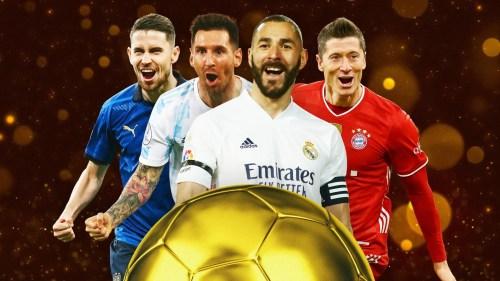 Ballon d'Or 2021 : Benzema 5e, changement en tête, le nouveau classement des favoris (Goal)