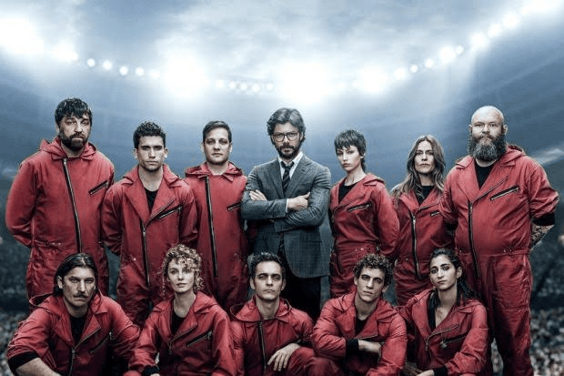 Money Heist Season 4 Release Date Leaked | HD/MP4 – Afriupdate